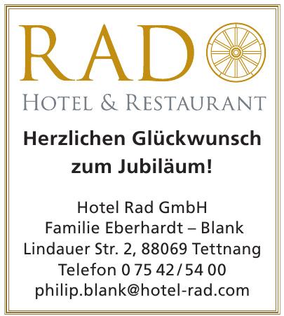 Hotel Rad GmbH