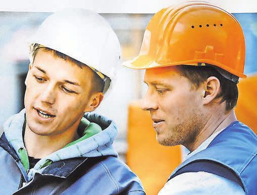 Die HOAI gilt für Architekten und Ingenieure, die für inländische Vorhaben tätig sind. Foto: BG Bau