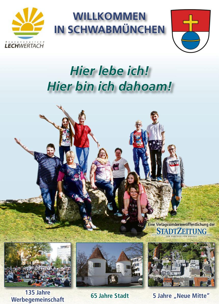 65 Jahre Stadt Schwabmünchen