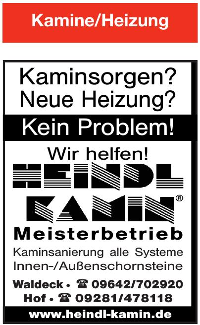 Heindl Kamin Meisterbetrieb