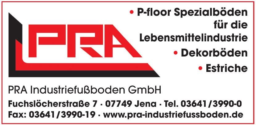 PRA Industriefußboden GmbH