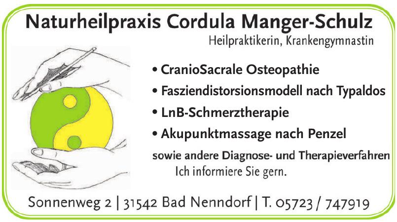 Naturheilpraxis Cordula Manger-Schulz