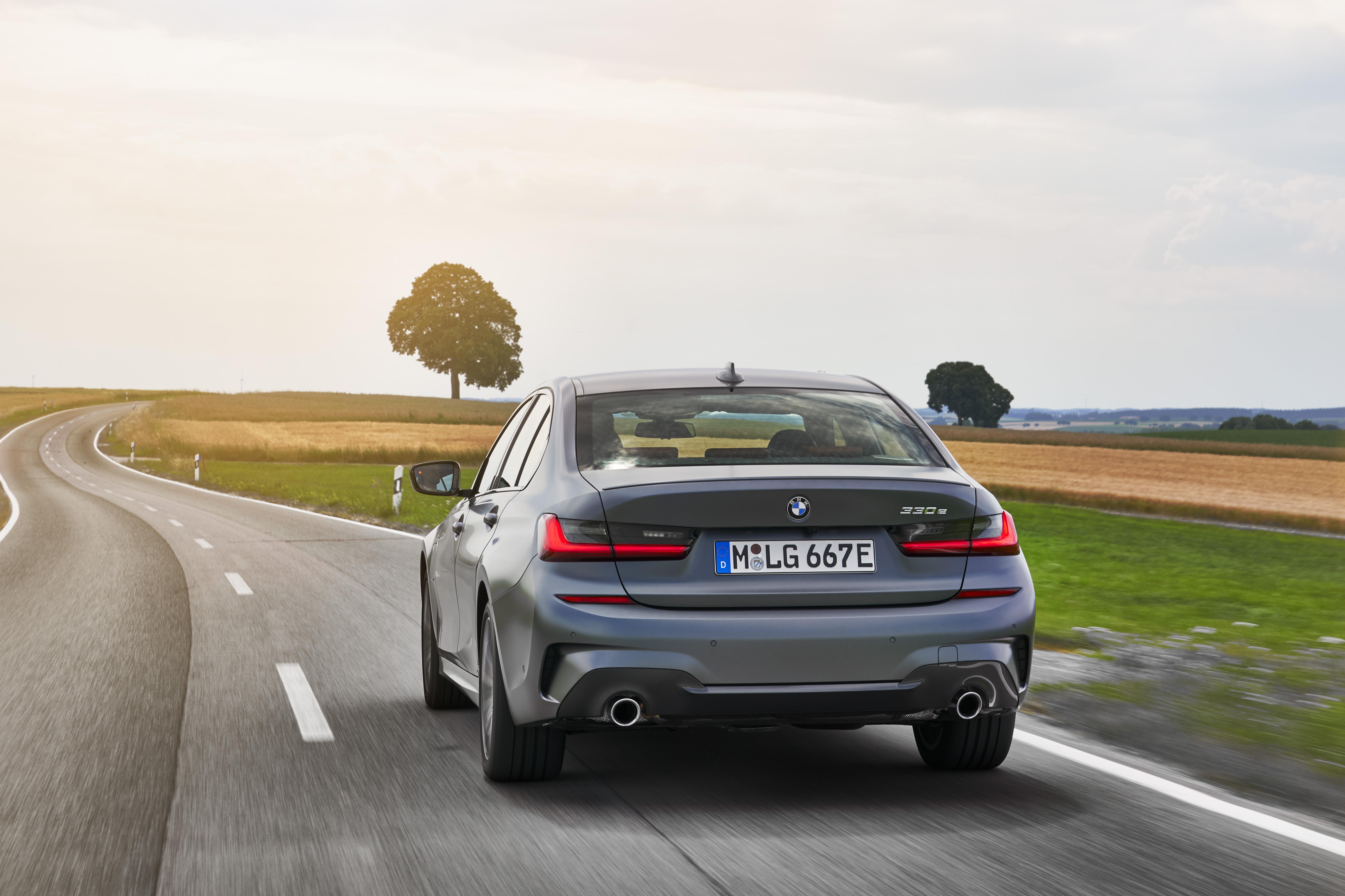Für eine möglichst umfassende Nutzung des Modus Electric wird der Fahrer mithilfe des weltweit einzigartigen Prämienprogramms BMW Points belohnt © BMW