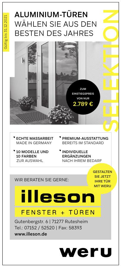 Illeson Innenausbau GmbH & Co. KG
