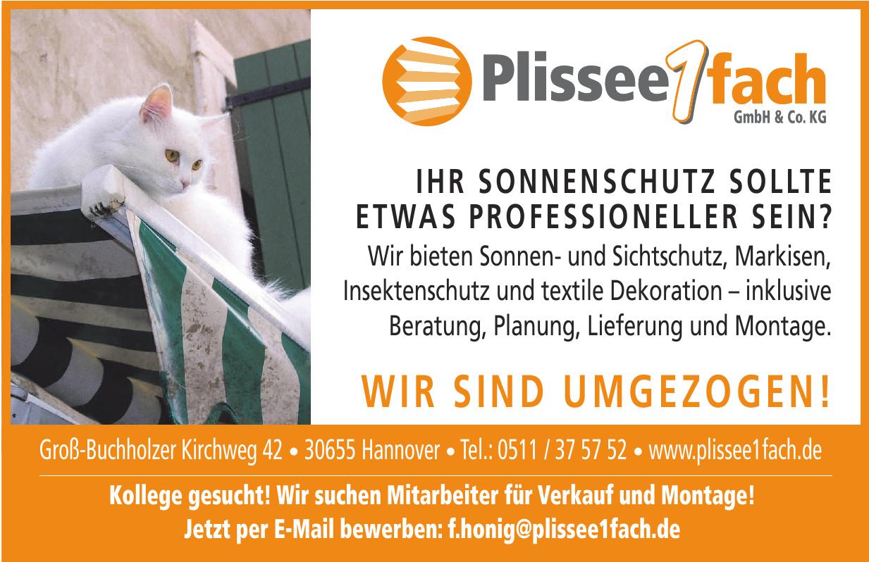 Plissee1fach GmbH & Co. KG