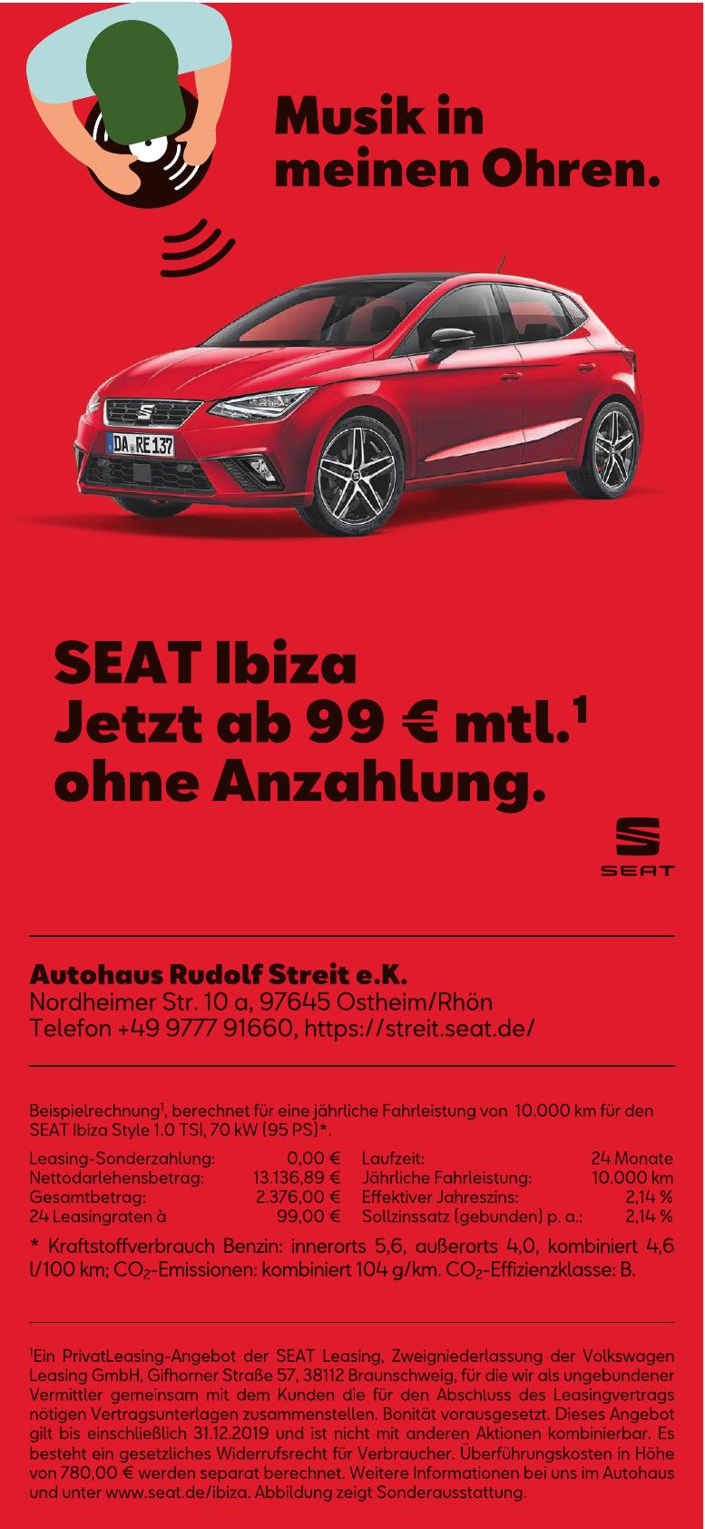 Autohaus Rudolf Streit e.K.