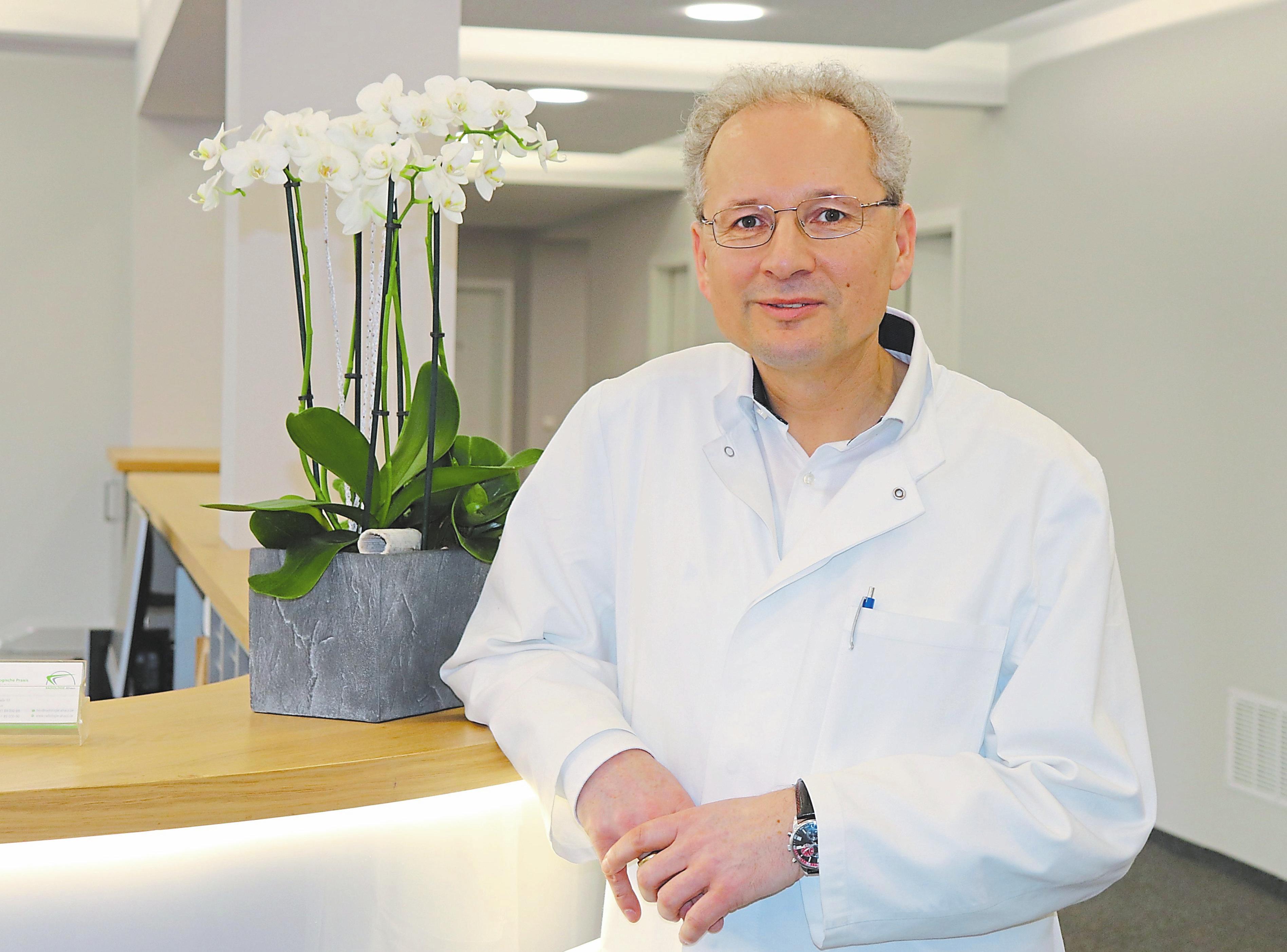 Bei Dr. Peter Eich und seinem Team steht deren Wohl im Mittelpunkt.