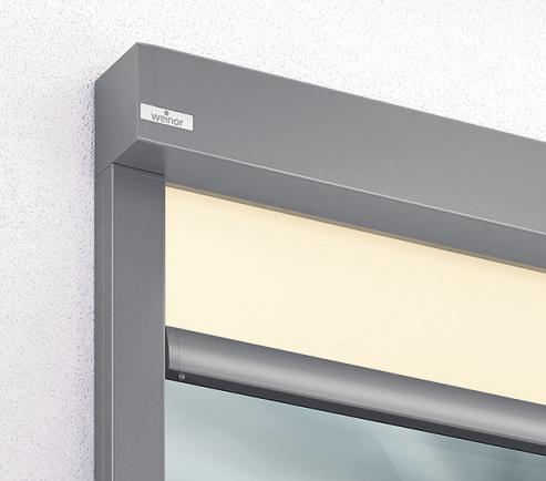 Senkrecht-Markisen verleihen Fassaden eine moderne Optik – Das sind die Vorteile Image 4