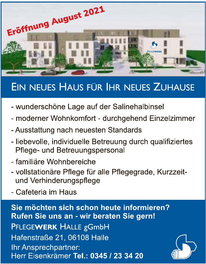 Pflegewerk Halle gGmbH