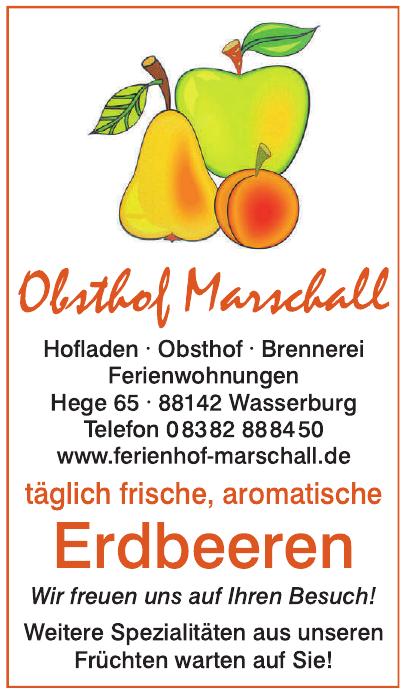 Ferien- und Obsthof Marschall