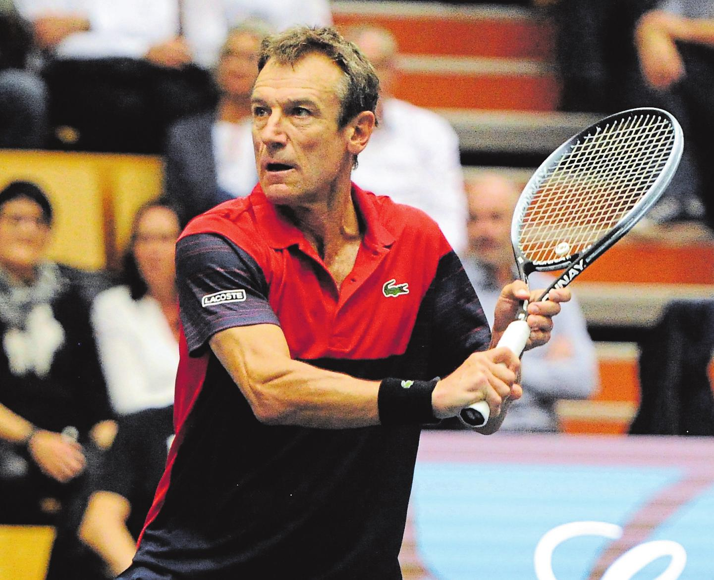 Mats Wilander Photo: H. Dumont