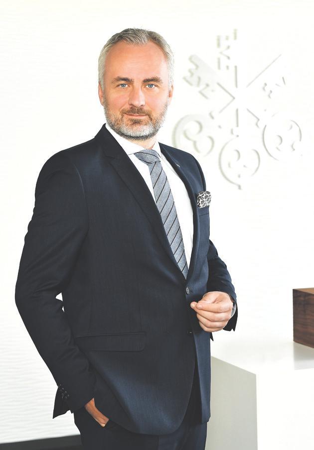Andreas Bretschneider ist Leiter der UBS-Niederlassung in Düsseldorf.