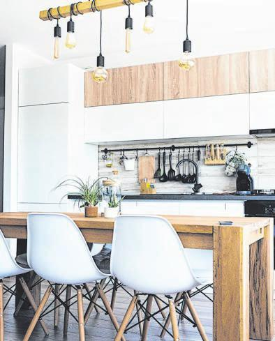 Oder soll es doch lieber eine neue, moderne Küche sein? Foto: unsplash