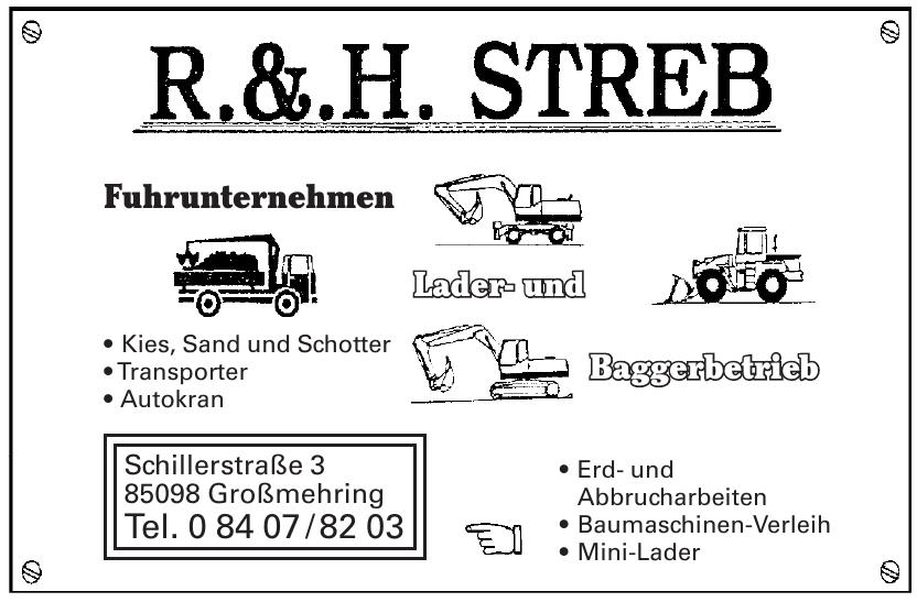 R. & H. Streb