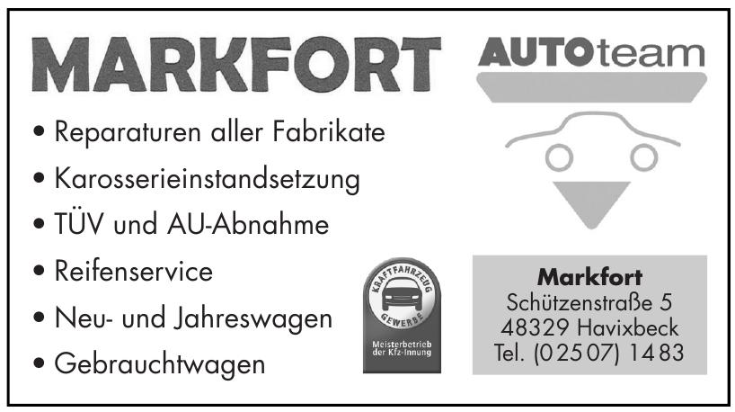 Autoteam Markfort