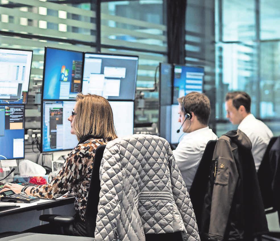 Aktienmarkt: Jetzt keine Anlagefehler machen. Foto: Deutsche Bank