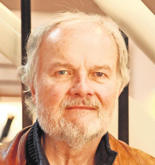 Der Arzt und Psychotherapeut Dr. med. Harald Walter. FOTO: PRIVAT