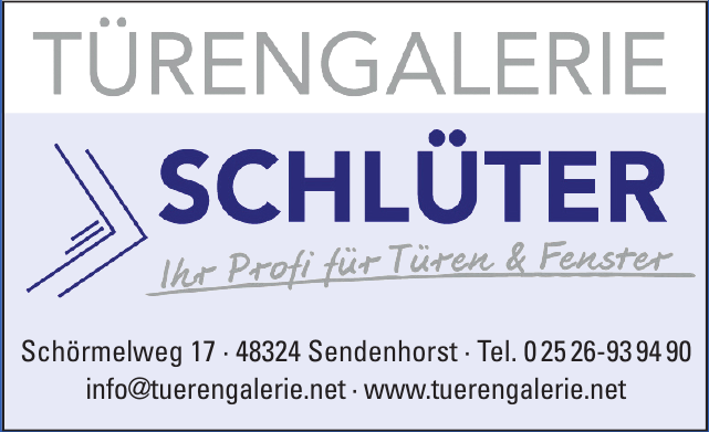 Türengalerie Schlüter
