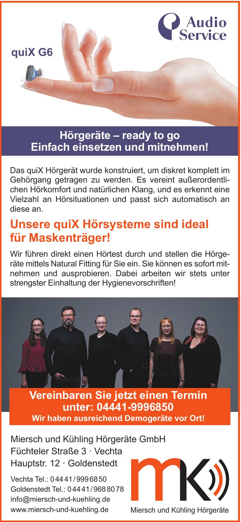 Miersch und Kühling Hörgeräte GmbH
