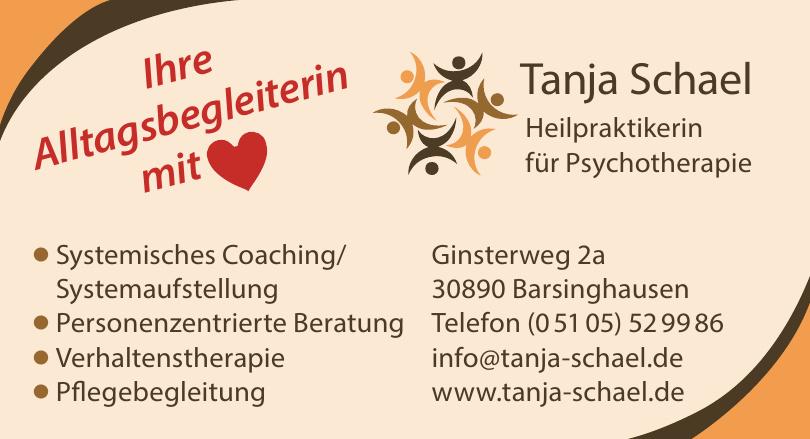 Tanja Schael Heilpraktikerin für Physiotherapie