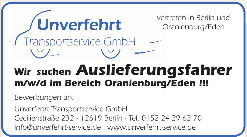 Uvnerfehrt Transportservice GmbH