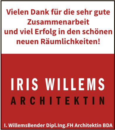 Iris Willems Architektin