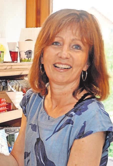 """Silvia Daseler führt mit großem Erfolg den """"Speicher"""". Foto: Archiv"""