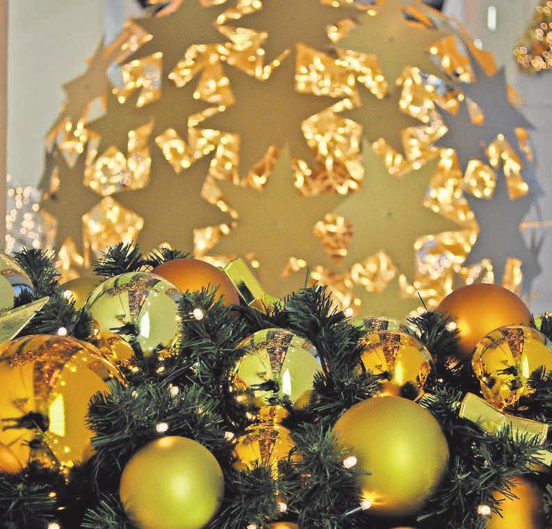 Die Adventszeit wirft auch in Gehrden bereits seine Schatten voraus.