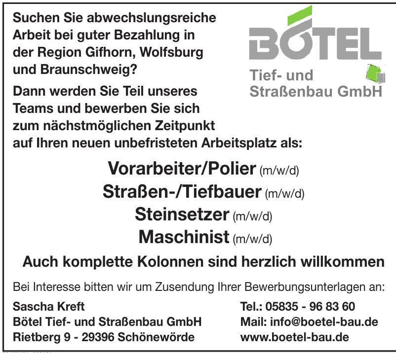 Bötel Tief- und Straßenbau GmbH