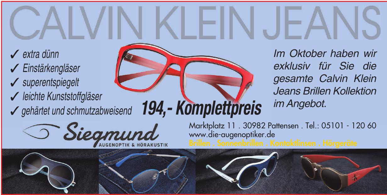 Siegmund Augenoptik & Hörgeräte