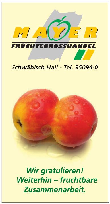 Mayer Früchtegrosshandel