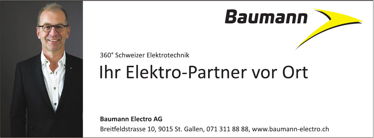 Baumann Electro AG