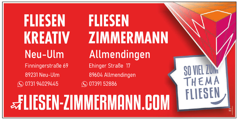Fliesen Zimmermann