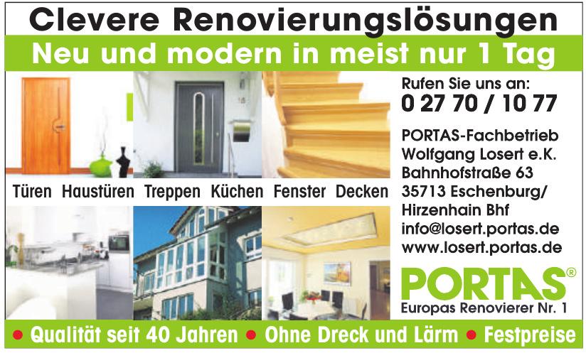 Portas - Fachbetrieb Wolfgang Losert e. K.