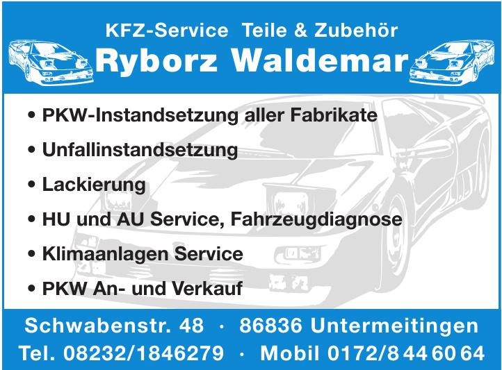 Ryborz Waldemar