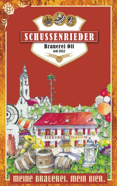 Schussenrieder Brauerei Ott