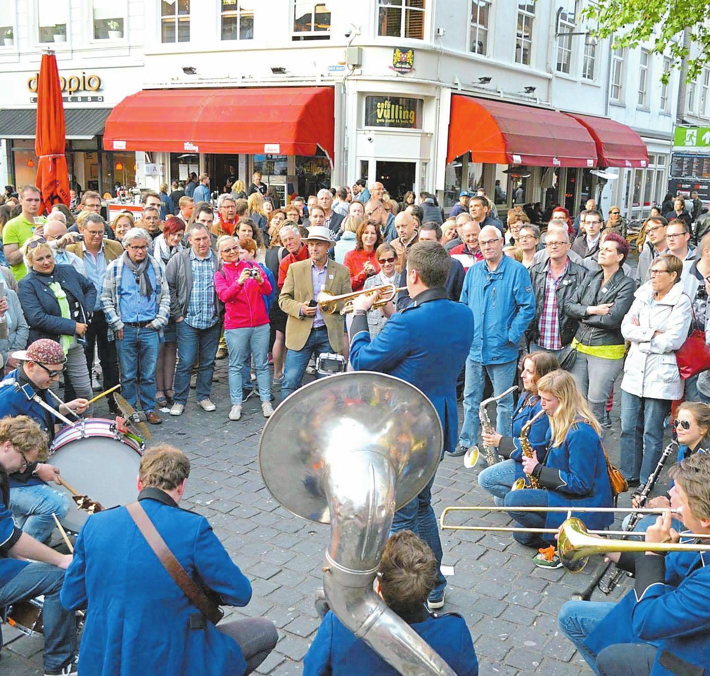 K-Street Jazzband Foto: Veranstalter