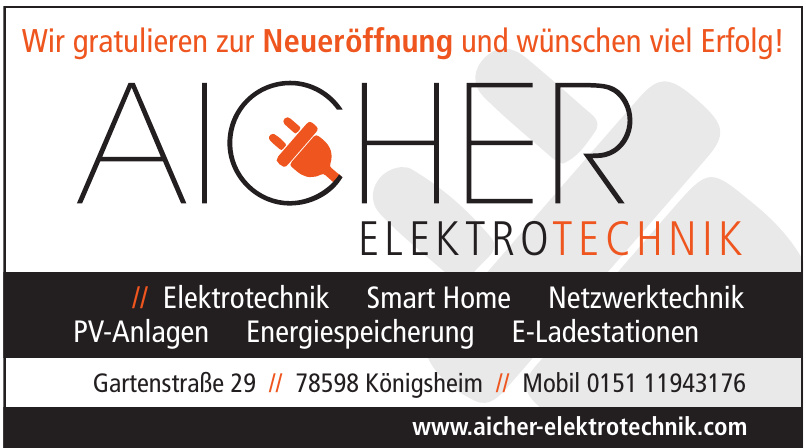 Aicher Elektotechnik