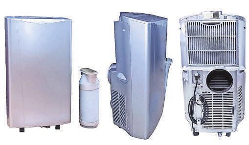 Klimaanlagen gibt es in den verschiedensten Ausführungen, die mobile Version ist äußerst praktisch für den Gebrauch an unterschiedlichen Orten. Foto: pixabay