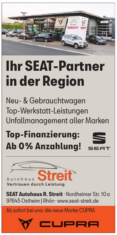 SEAT Autohaus R. Streit