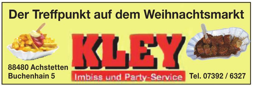 Kley Imbiss und Party-Service