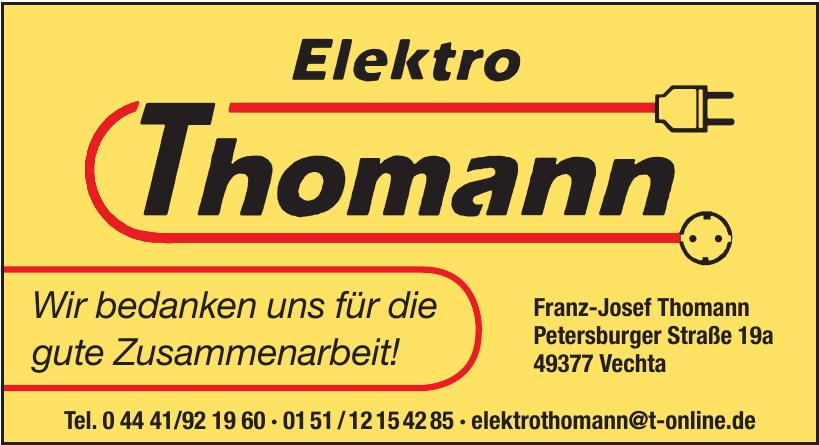 Elektro Thomann