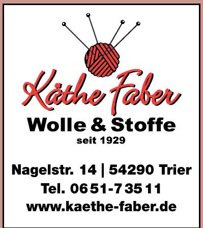 Käthe Faber Wolle & Stoffe
