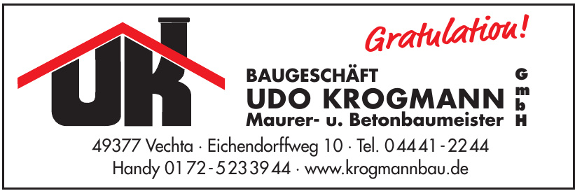 Baugeschäft Udo Krogmann GmbH