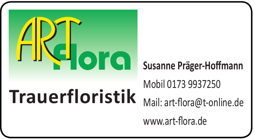 Art Flora Trauerfloristik