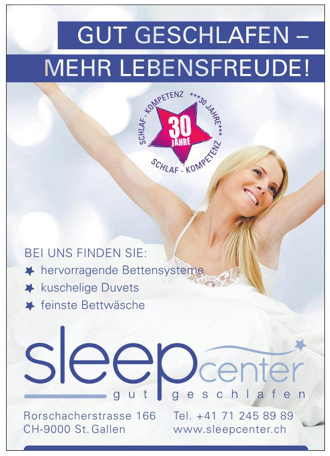 Sleep Center