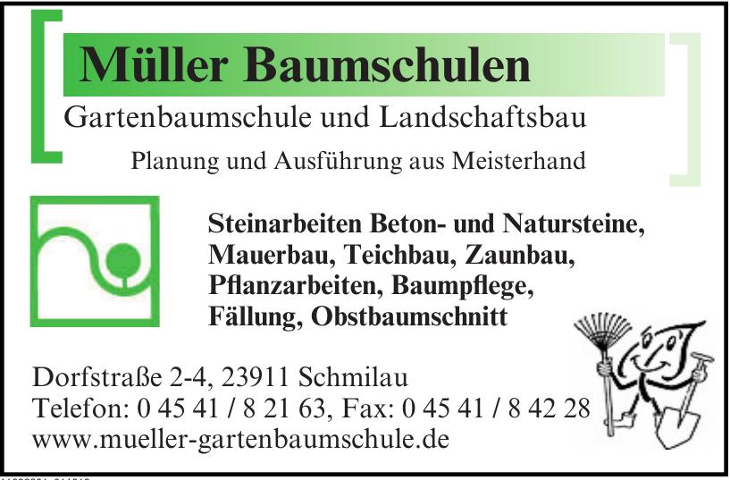Müller Baumschulen