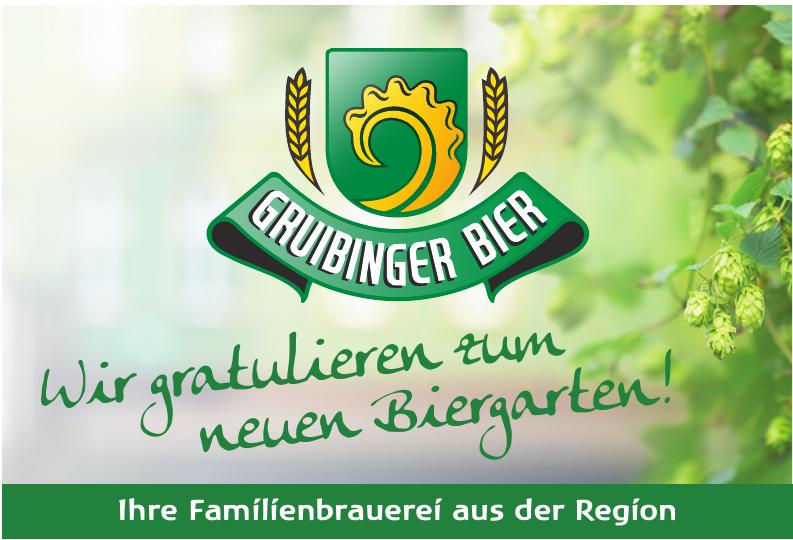 Gruibinger Bier