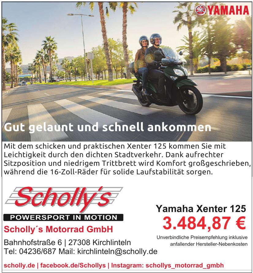 Scholly´s Motorrad GmbH