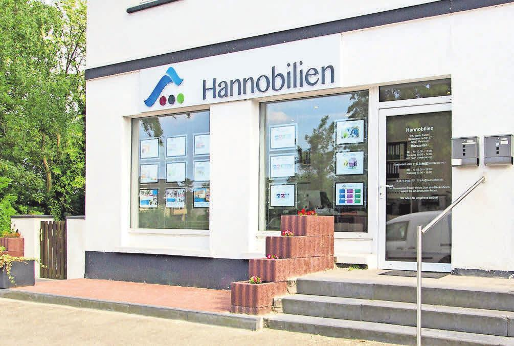 Hannobilinen an der Hannoverschen Straße 97 bietet beste Maklerleistungen.